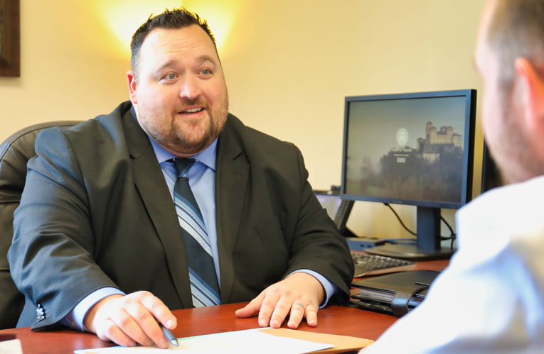 David Younce, Business Banker